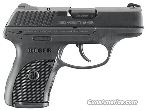 "Ruger LC380 Black .380 Auto 3.12"" 7 Rounds 3219  Guns > Pistols > Ruger Semi-Auto Pistols > LC9"