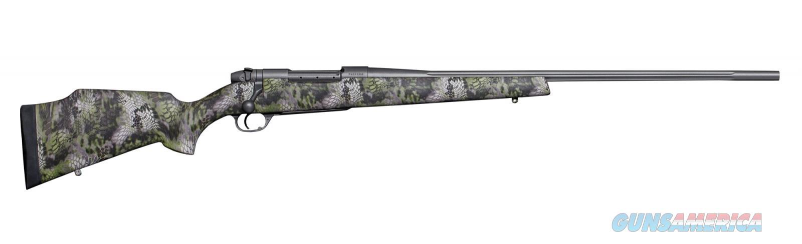 "Weatherby Mark V Kryptek Altitude 22"" 6.5 Creed Tungsten Gray MALS65CMR2O  Guns > Rifles > Weatherby Rifles > Sporting"