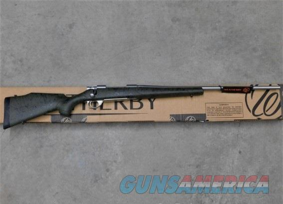 "Weatherby Vanguard 7mm Rem Mag 24"" SS VSN7MMRR4O   Guns > Rifles > Weatherby Rifles > Sporting"