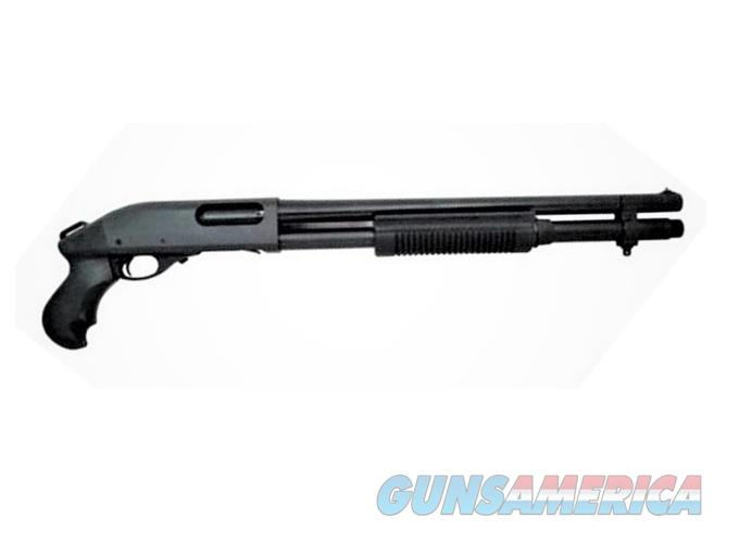 "REMINGTON 870 TACTICAL PISTOL GRIP 8-SHOT 18.5"" 12 GA 81187  Guns > Shotguns > Remington Shotguns  > Pump > Tactical"