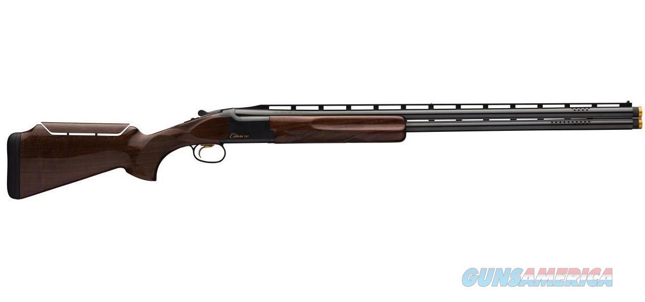 "Browning Citori CXT 12 Gauge 32"" Vent Rib Walnut 018075327   Guns > Shotguns > Browning Shotguns > Over Unders > Citori > Trap/Skeet"