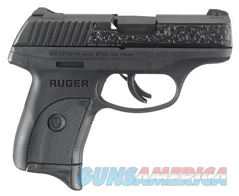 "Ruger LC9s 9mm TALO Edition Black 3.12"" Engraved 3260   Guns > Pistols > Ruger Semi-Auto Pistols > LC9"