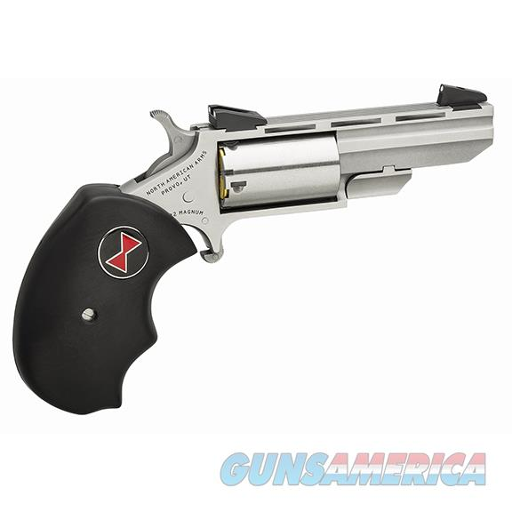 North American Arms Black Widow .22LR Stainless 5 Rds NAA-BWL   Guns > Pistols > North American Arms Pistols