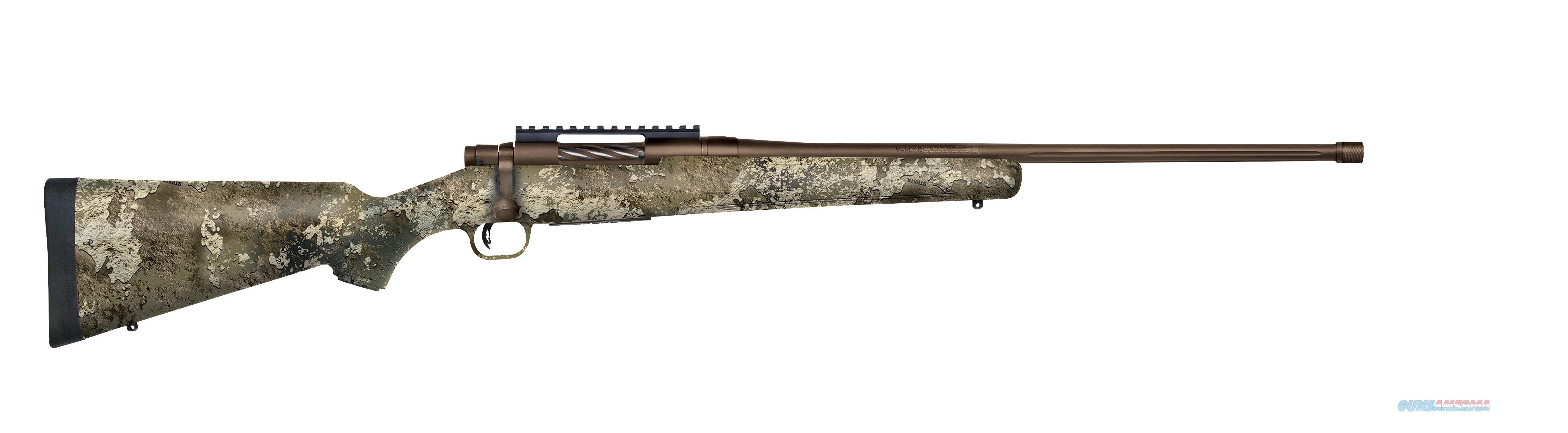"Mossberg Patriot Predator 6.5 Creed Strata Camo 22"" Patriot Brown 28046  Guns > Rifles > Mossberg Rifles > Patriot"