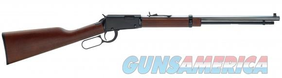 HENRY LEVER-ACTION .22 WMR MAGNUM OCTAGON BARREL H001TM  Guns > Rifles > Henry Rifle Company