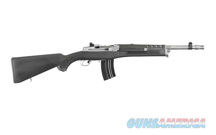 Ruger Mini Thirty 7.62x39 Stainless/Black 5868   Guns > Rifles > Ruger Rifles > Mini-14 Type