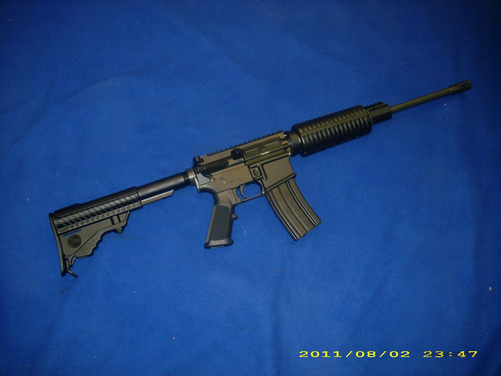 DPMS Oracle 5.56 Cal.   Guns > Rifles > DPMS - Panther Arms > Complete Rifle