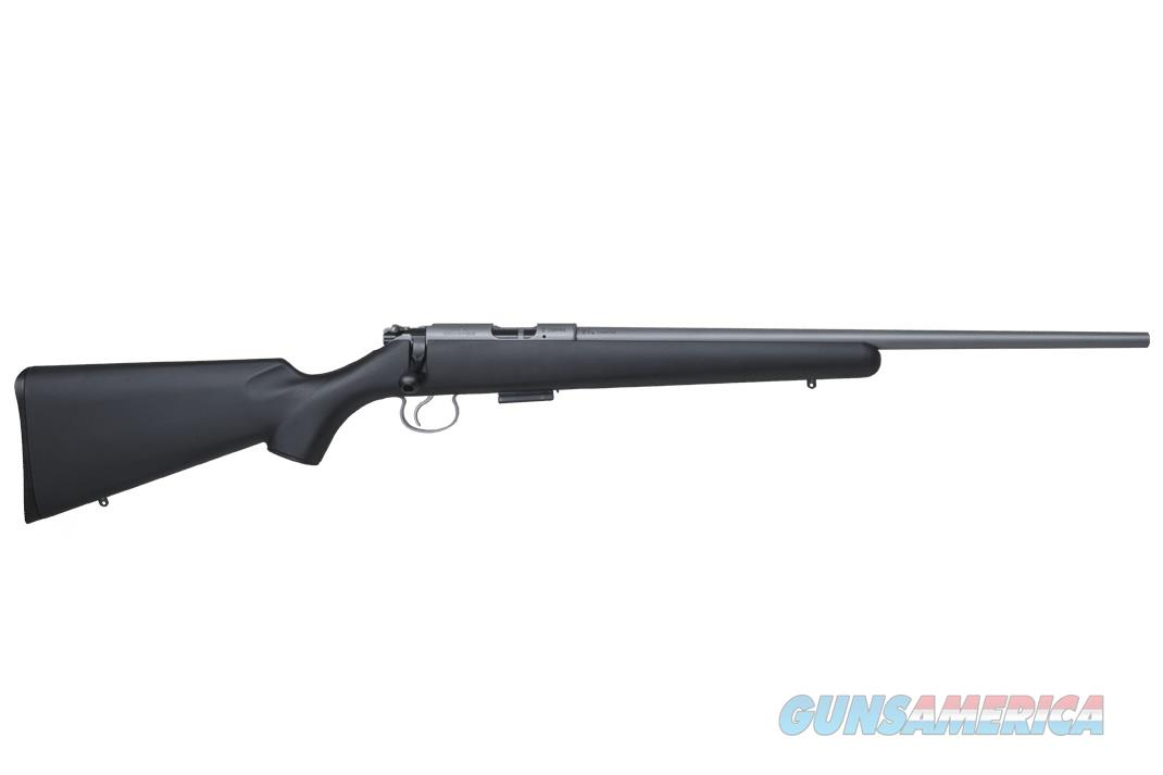 "CZ-USA 455 American Black/SS .22 WMR 20.5"" 02116  Guns > Rifles > CZ Rifles"