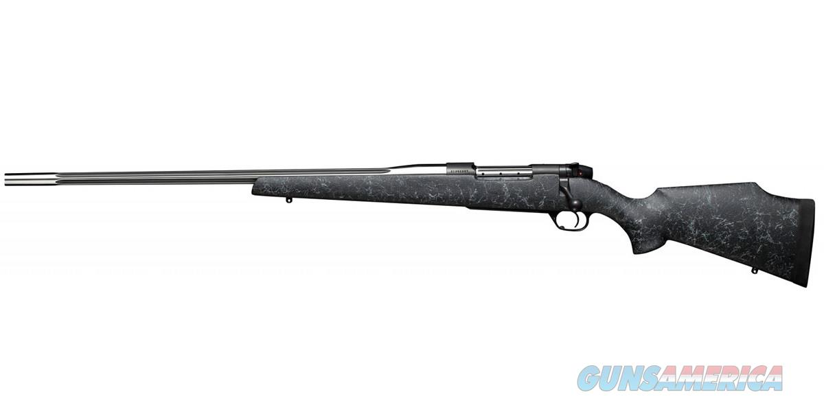 Weatherby Mark V Accumark LEFT HAND .300 Wby Mag MAMM300WL6O   Guns > Rifles > Weatherby Rifles > Sporting
