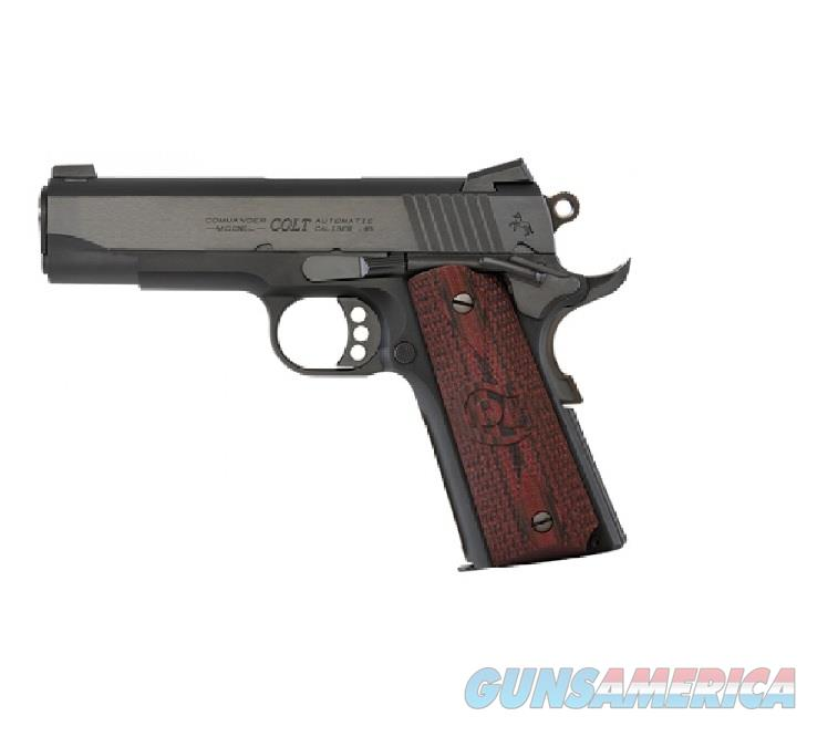 "Colt 1911 Lightweight Commander 9mm 4.25"" O4842XE   Guns > Pistols > Colt Automatic Pistols (1911 & Var)"