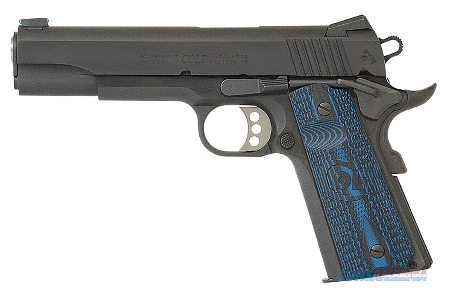 "Colt 1911 Government Competition 9mm 5"" 9Rd O1972CCS  Guns > Pistols > Colt Automatic Pistols (1911 & Var)"