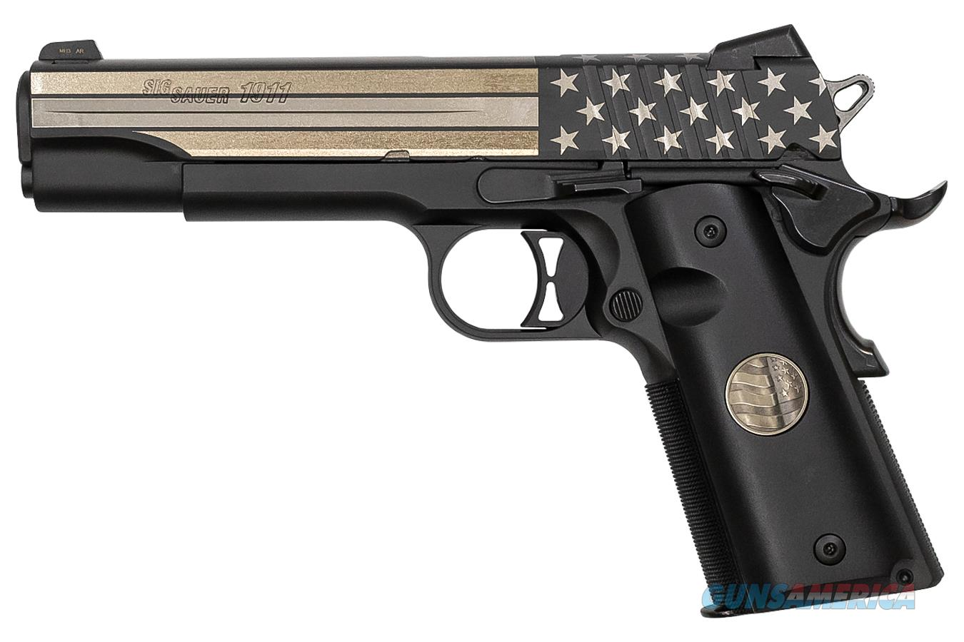 """Sig Sauer 1911 STAND .45 ACP 5"""" 7 RD 1911-45-STAND  Guns > Pistols > Sig - Sauer/Sigarms Pistols > 1911"""