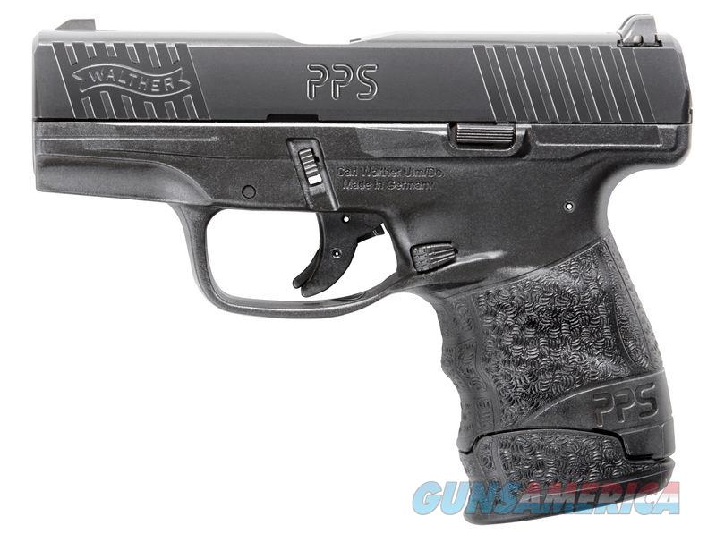"""Walther Arms PPS M2 9mm Luger 3.18"""" Black 2805961   Guns > Pistols > Walther Pistols > Post WWII > PPS"""