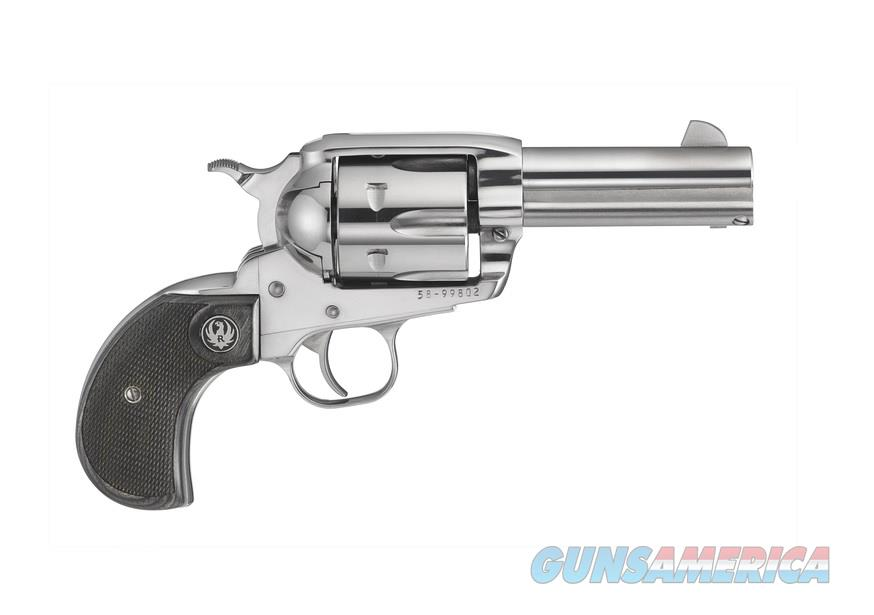 "Ruger Vaquero Stainless .44 Magnum TALO 3.75"" 10596  Guns > Pistols > Ruger Single Action Revolvers > Cowboy Action"