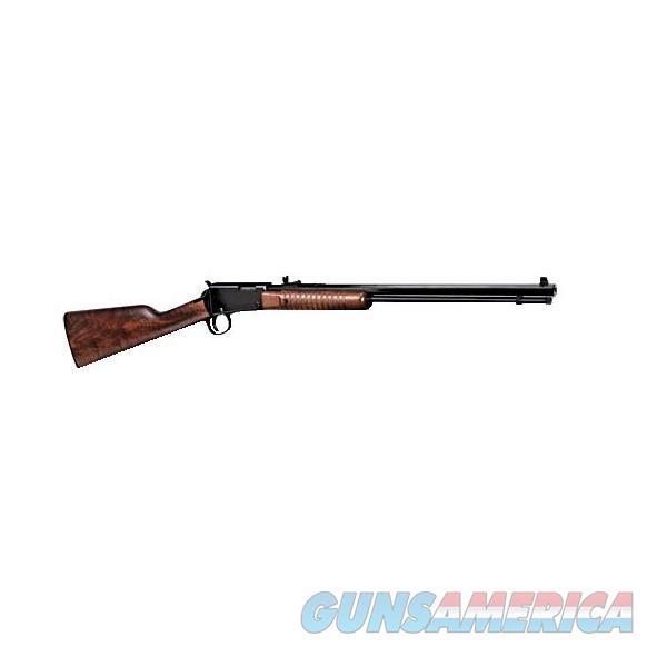 """Henry Pump Action Octagon .22 WMR 20.5"""" H003TM  Guns > Rifles > Henry Rifles - Replica"""