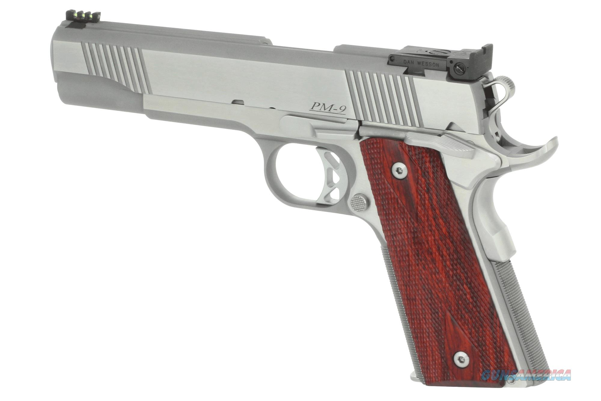 CZ-USA Dan Wesson Pointman Nine PM-9 9mm 01909   Guns > Pistols > Dan Wesson Pistols/Revolvers > 1911 Style