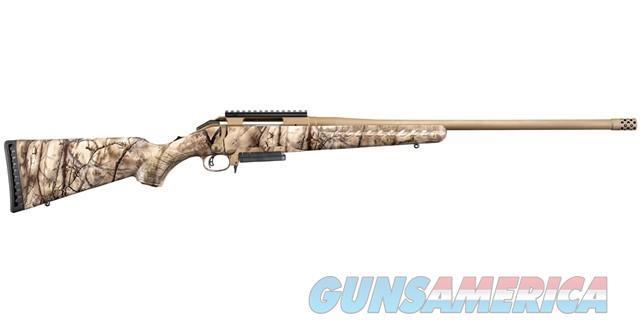 "Ruger American 7mm-08 Rem GO WILD 22"" TB 3Rd 26923   Guns > Rifles > Ruger Rifles > American Rifle"