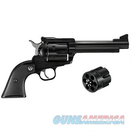 """Ruger New Model Blackhawk .357 Magnum & 9mm 6.5"""" Blued 0318   Guns > Pistols > Ruger Single Action Revolvers > Blackhawk Type"""