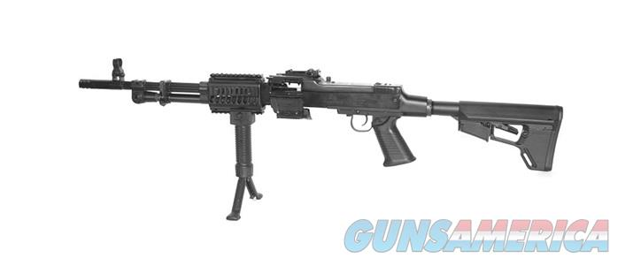"DSA DS ARMS RPD BELT-FED 7.62X39 17.5"" (2) 100 RD DRUMS SKU:RPD175CARBINEA   Guns > Rifles > DSA Rifles (DS Arms) > FAL type"