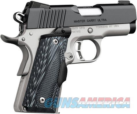 "Kimber Master Carry Ultra 1911 .45 ACP 3"" CT Lasergrips 3000284   Guns > Pistols > Kimber of America Pistols > 1911"