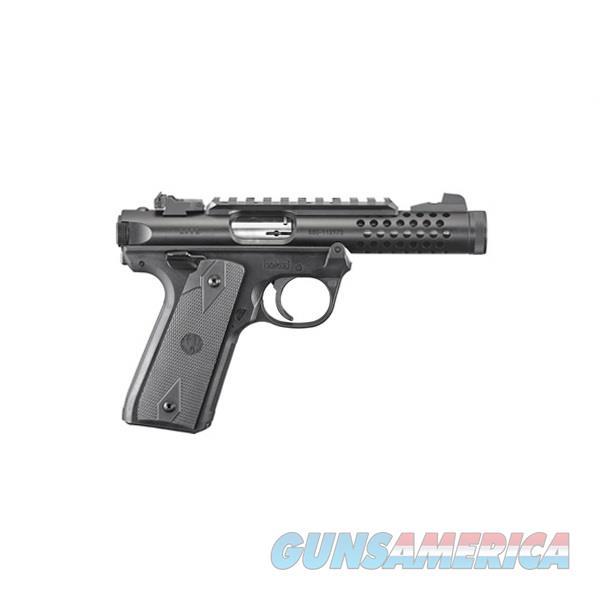"Ruger Mark IV 22/45 Lite .22 LR 4.4"" Threaded 10 Rds 43906   Guns > Pistols > Ruger Semi-Auto Pistols > 22/45"