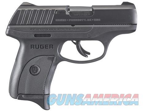 "Ruger EC9s 9mm Luger 3.12"" 7 Rds Black Oxide 3283   Guns > Pistols > Ruger Semi-Auto Pistols > LC9"