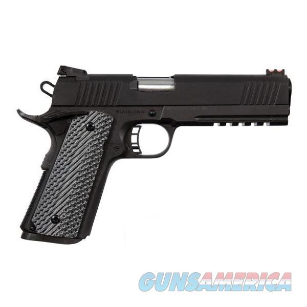 ROCK ISLAND TAC ULTRA FS RAILED 1911 G10 GRIPS .45 ACP 51485  Guns > Pistols > Armscor Pistols