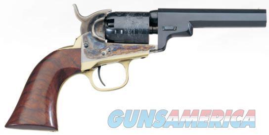 "Uberti 1849 Wells Fargo Pocket Revolver .31 Caliber 4"" 340380  Guns > Pistols > Muzzleloading Modern & Replica Pistols (perc)"