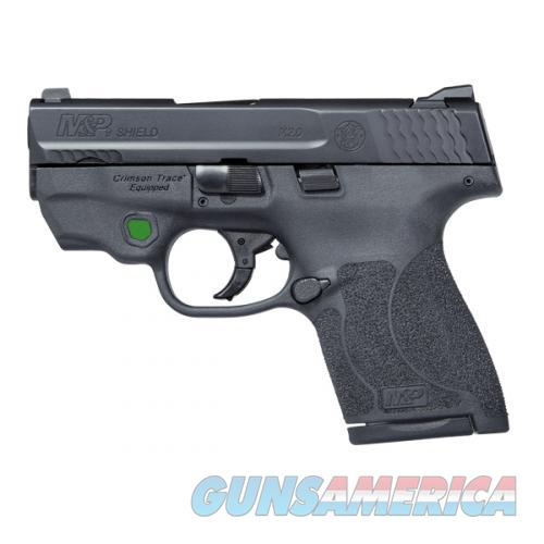 "Smith & Wesson M&P9 Shield M2.0 9mm 3.1"" CT Green Laser NTS 11903   Guns > Pistols > Smith & Wesson Pistols - Autos > Polymer Frame"