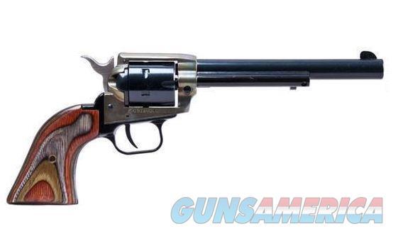"Heritage Rough Rider Jonny Boy .22 LR 6.5"" Camo Grip RR22CH6   Guns > Pistols > Heritage"