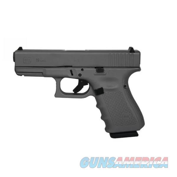 Glock 19 G19 Gen4 Hot Cerakote Tactical Gray 9mm UG1950203TG  Guns > Pistols > Glock Pistols > 19