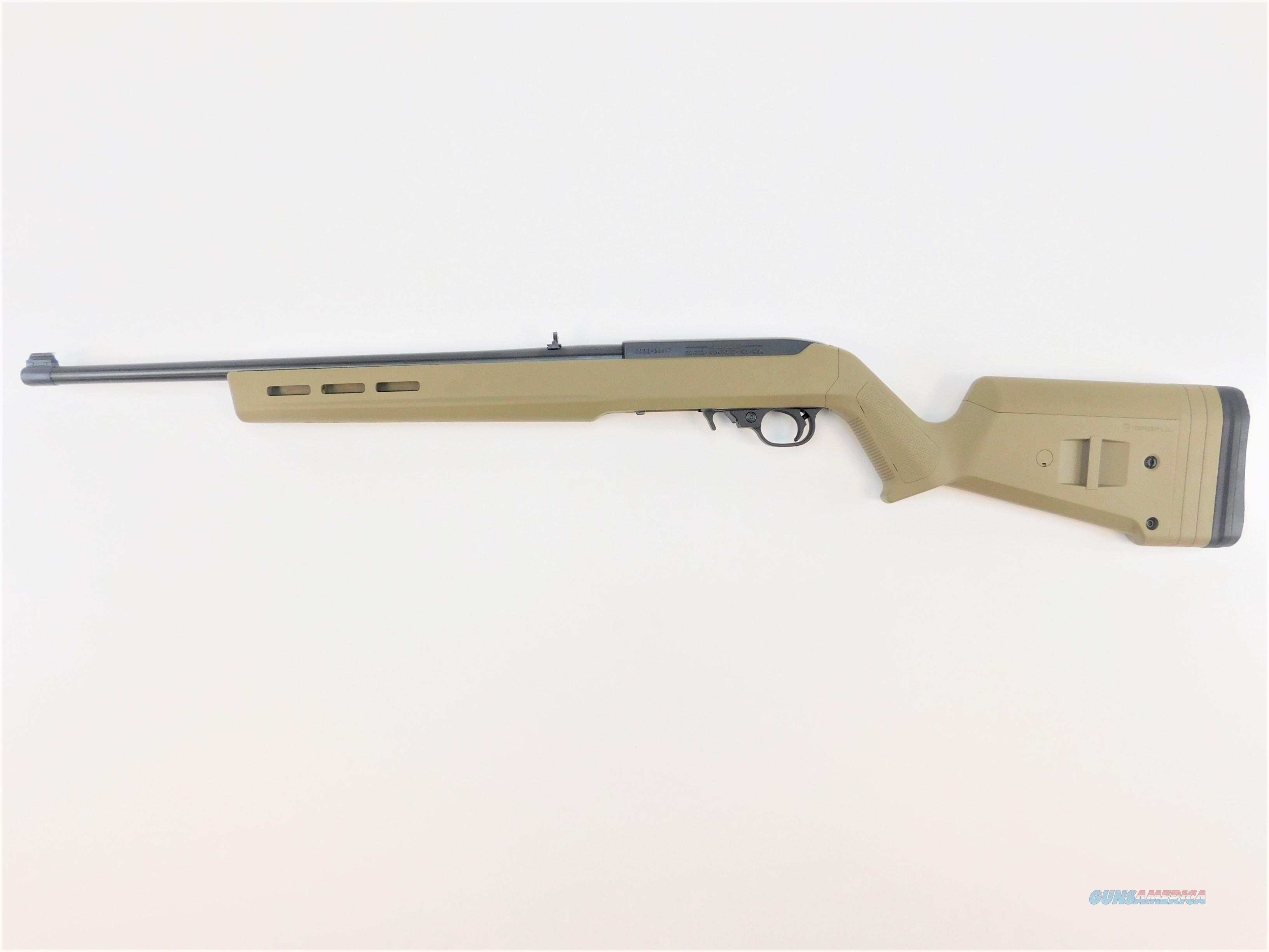 Ruger 10/22 Magpul Hunter Carbine .22 LR FDE 1184  Guns > Rifles > Ruger Rifles > 10-22