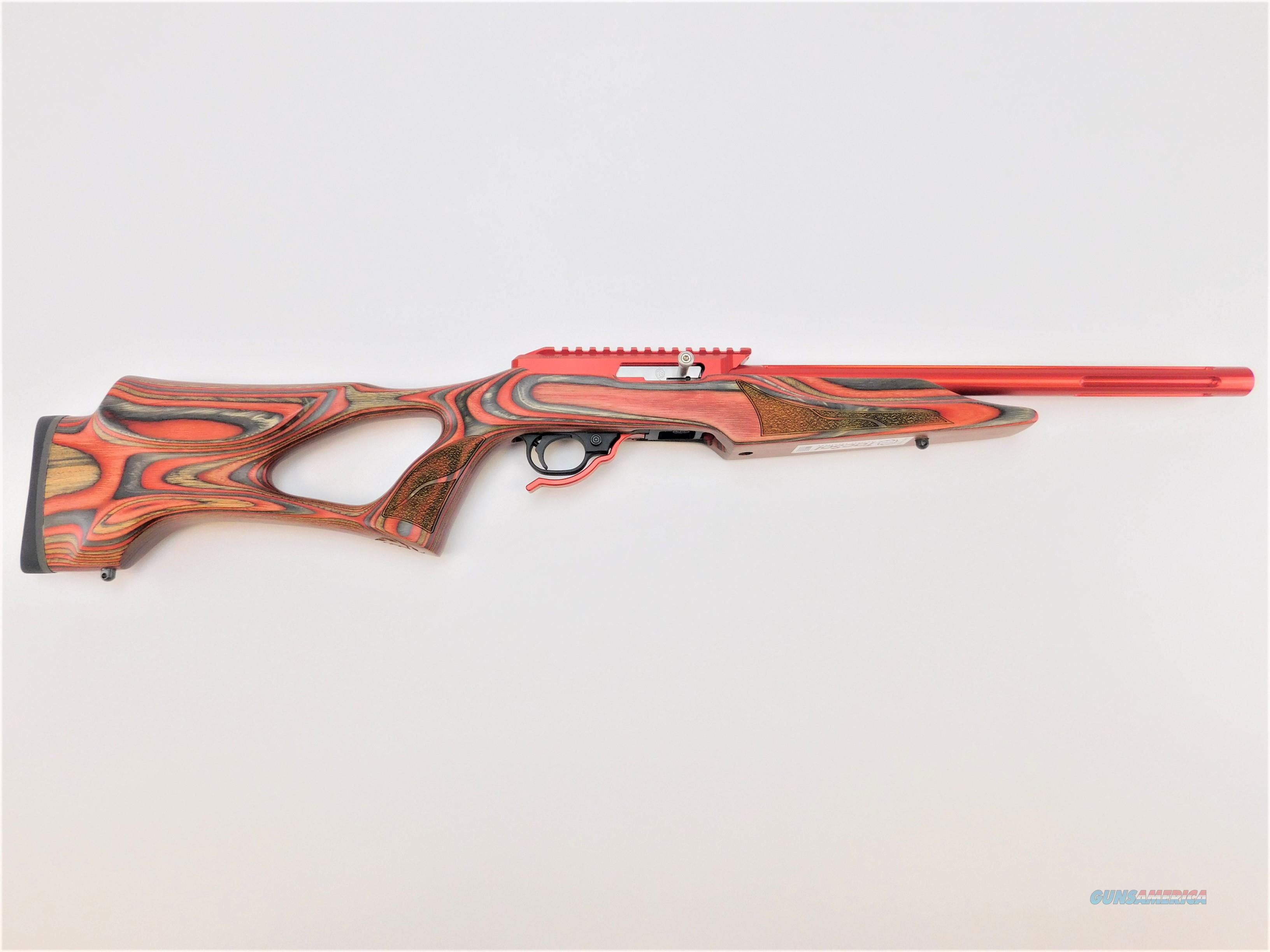 Tactical Solutions X-Ring Rifle .22 LR Vantage RS RED / CRIMSON 10/22 TE-RED-B-V-CRIM   Guns > Rifles > Ruger Rifles > 10-22