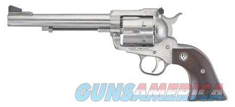 "Ruger Blackhawk Convertible 10mm/.40 S&W 6.5"" SS 6 Rds 0474  Guns > Pistols > Ruger Single Action Revolvers > Blackhawk Type"