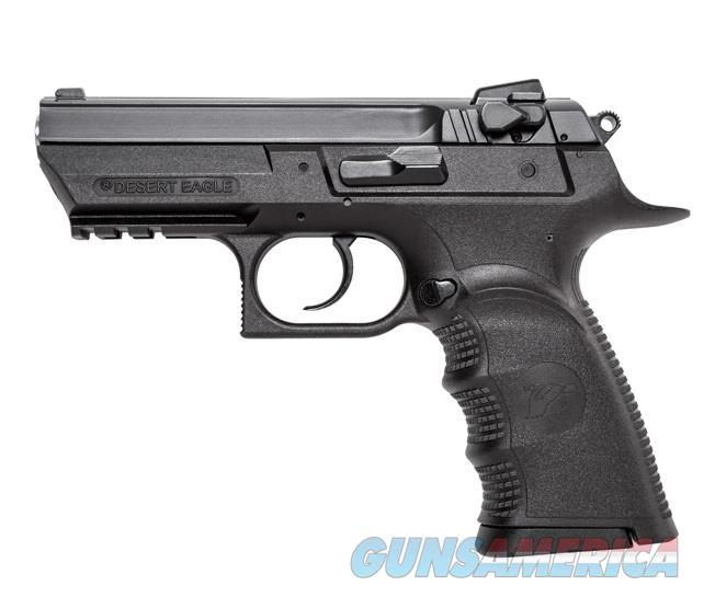 "Magnum Research Baby Desert Eagle III 9mm  Black Polymer 3.85"" BE99153RSL   Guns > Pistols > Magnum Research Pistols"