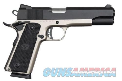 Armscor/RIA 1911 Rock Standard FS 2-Tone .45 ACP 51447   Guns > Pistols > Rock Island Armory Pistols
