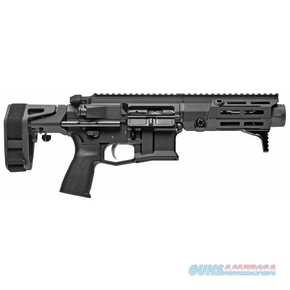 """Maxim Defense PDX 5.56 NATO 5.5"""" 20 Rds Black MXM-47803  Guns > Pistols > MN Misc Pistols"""
