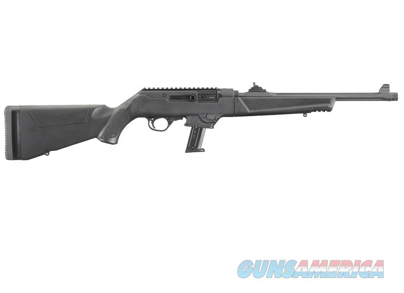 "Ruger PC Carbine 9mm Luger 16.12"" TB 17 Rounds 19100   Guns > Rifles > Ruger Rifles > M44/Carbine"