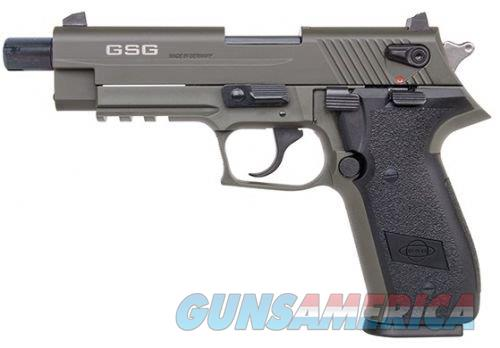 "ATI GSG Firefly HGA .22 LR 4.9"" Threaded Green GERG2210TFFG   Guns > Pistols > American Tactical Imports Pistols"
