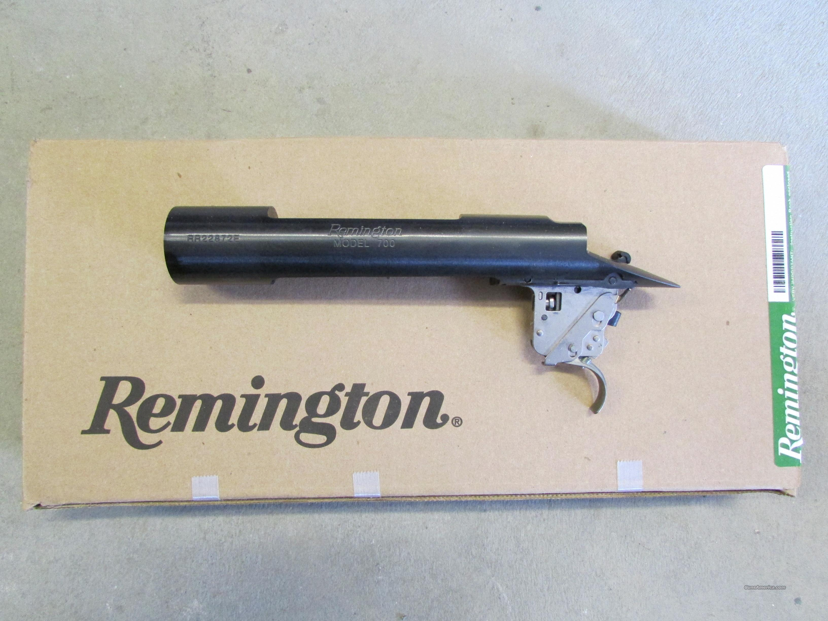 Remington Model 700 Blued Long Regular Action 27555  Guns > Rifles > Remington Rifles - Modern > Model 700 > Sporting