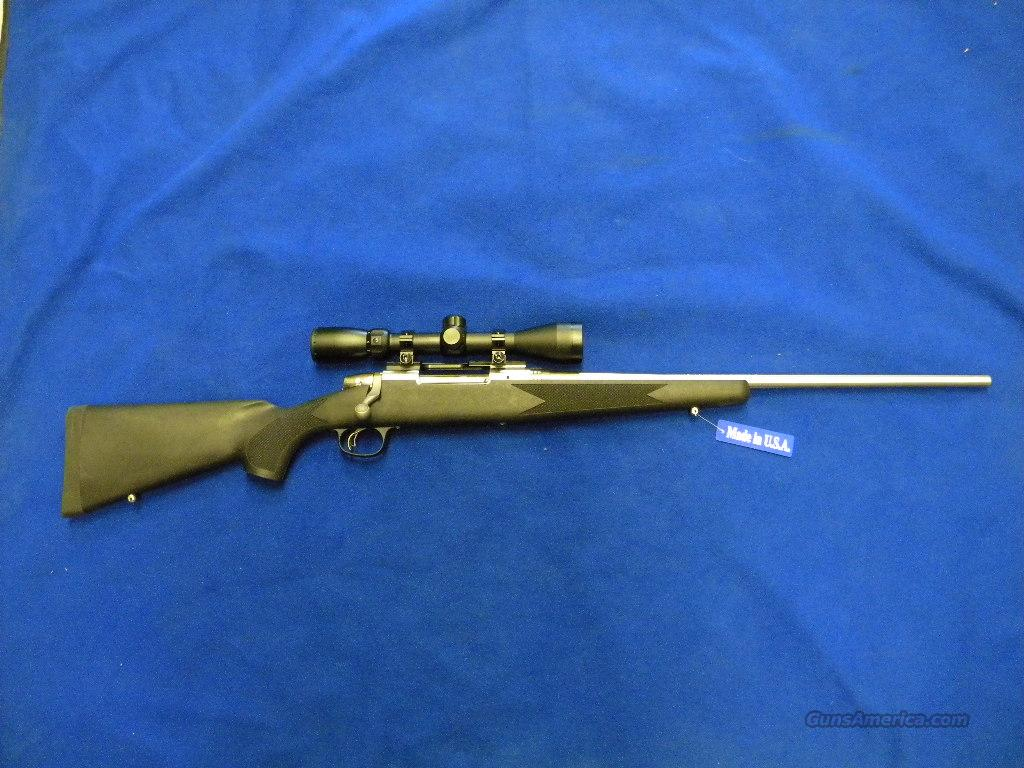 Marlin X7S 30-06 with Scope  Guns > Rifles > Marlin Rifles > Modern > Lever Action