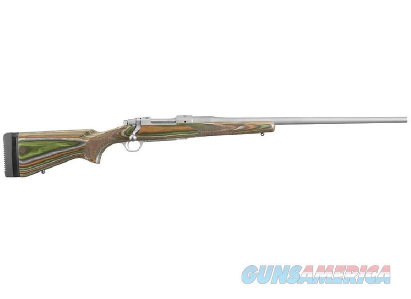 "Ruger M77 Hawkeye Predator .308 Win 22"" SS 4 Rds 47140  Guns > Rifles > Ruger Rifles > Model 77"