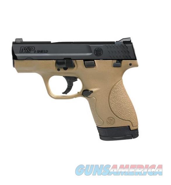"""Smith & Wesson M&P 9 Shield 9mm FDE 3.1"""" 10303   Guns > Pistols > Smith & Wesson Pistols - Autos > Shield"""