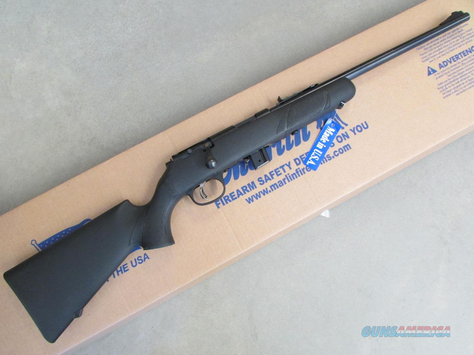 "Marlin XT-22YR Youth Rifle 16"" Blued Black Synthetic .22 LR 70691  Guns > Rifles > Marlin Rifles > Modern > Bolt/Pump"