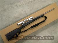 Savage Model 116 Stainless .270 Win. with Stainless Scope  Guns > Rifles > Savage Rifles > Accutrigger Models > Sporting