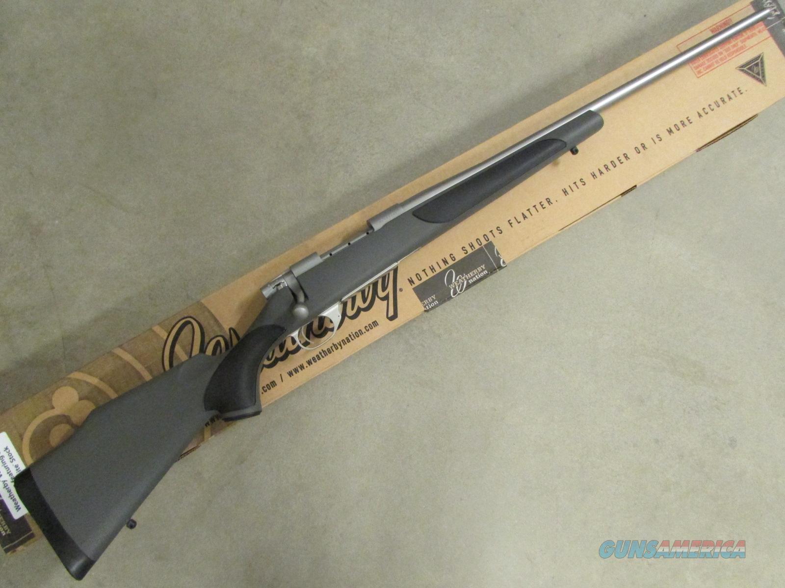 Wm Weatherby Vanguard 308