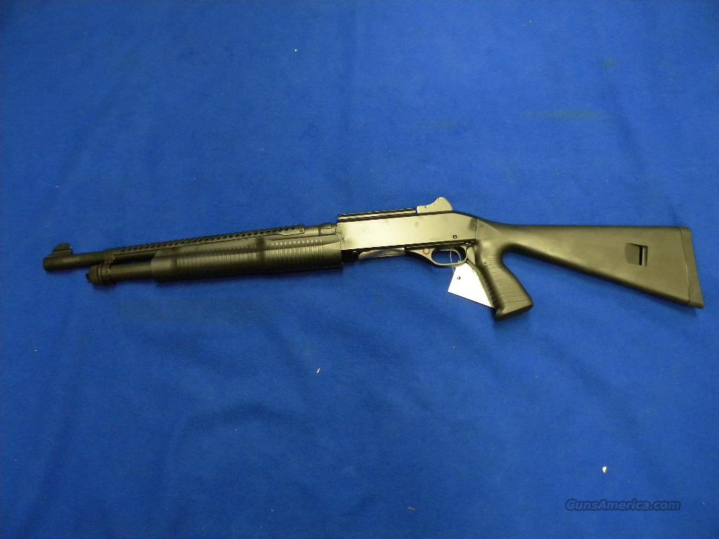 Stevens Model 320 Pump 12 Gauge w/Heat Shield  Guns > Shotguns > Savage Shotguns