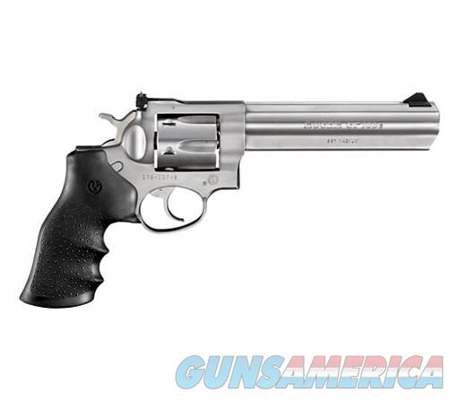 "Ruger GP100 Standard Double-Action 357 MAG 6"" 1707   Guns > Pistols > Ruger Double Action Revolver > SP101 Type"