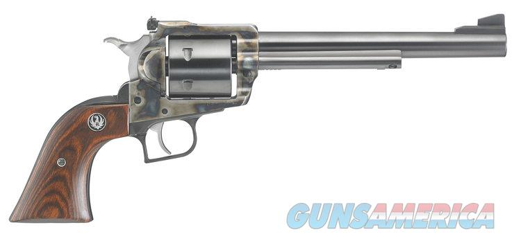 "Ruger Super Blackhawk TALO .44 Magnum 7.5"" 6rd 0819   Guns > Pistols > Ruger Single Action Revolvers > Blackhawk Type"