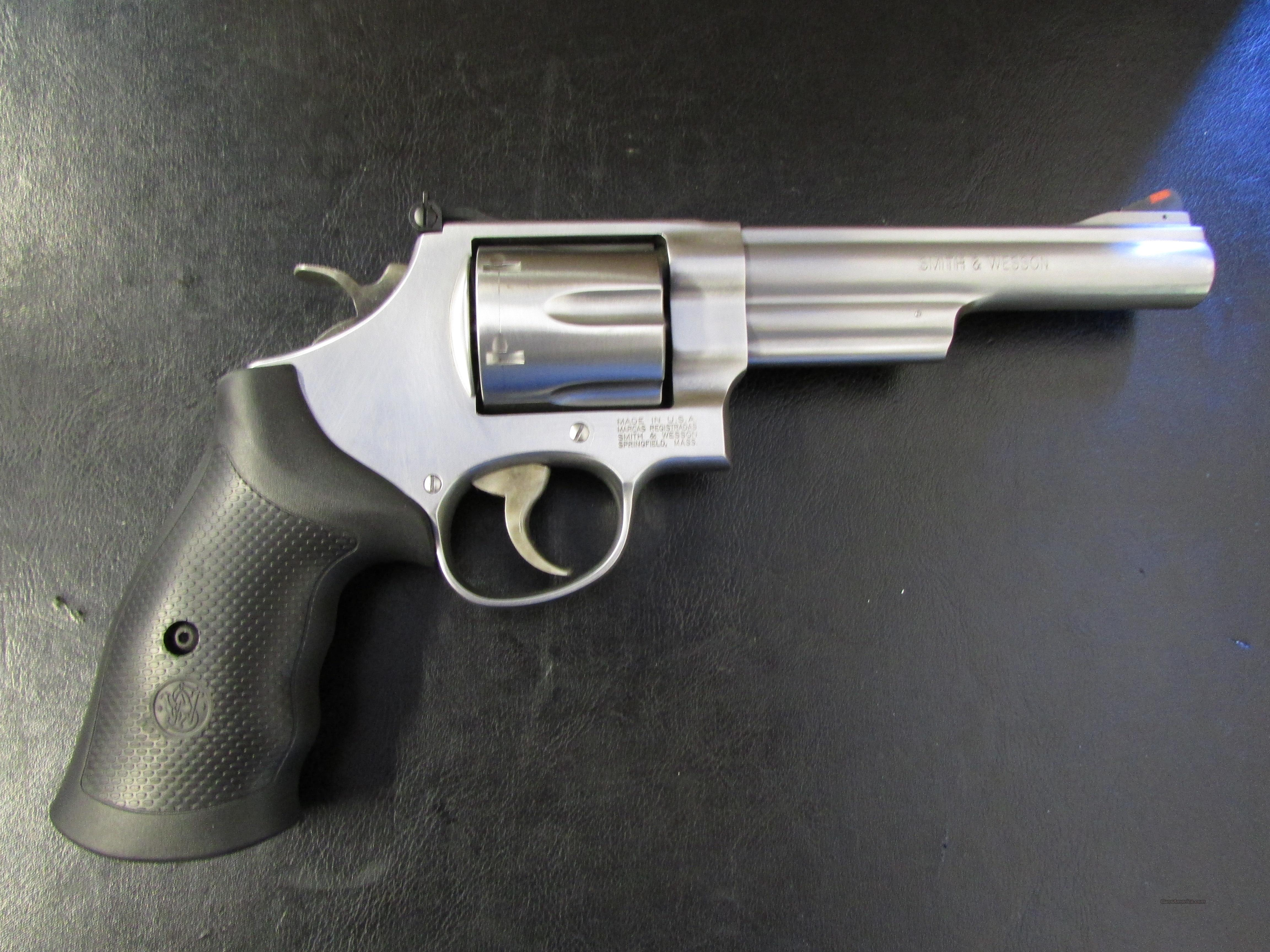 "Smith & Wesson Model 629 .44 Magnum 6""  Guns > Pistols > Smith & Wesson Revolvers > Model 629"